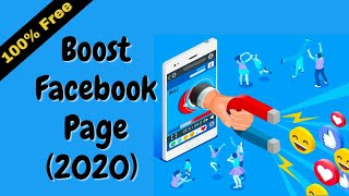 How to boost your facebook page for free