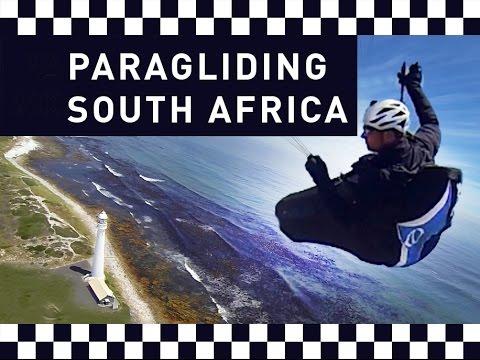 141114 Paragliding South Africa / Gleitschirm Südafrika