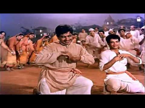Nain Lad Jaye Hain To Manwa Ma - Mohammad Rafi - Ganga Jamuna...