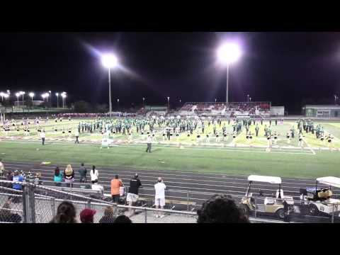 PRHS PALMETTO RIDGE HIGH SCHOOL BAND
