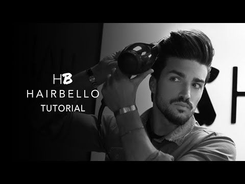 How to style long hair - MDV hairstyle