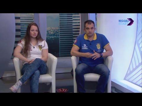DIGI Sport, Reggeli Start - Petrovics Mátyás, Leimeter Dóra