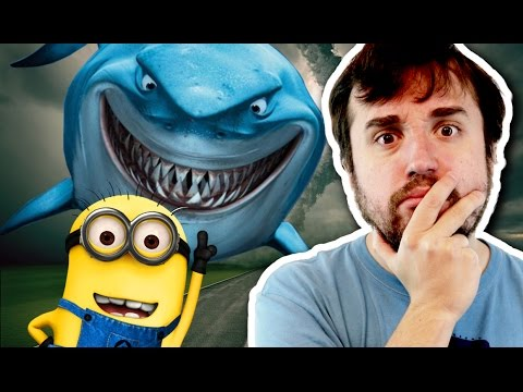 Nada Faz Sentido! - Sharknado, Mad Bullets E Minion Rush video