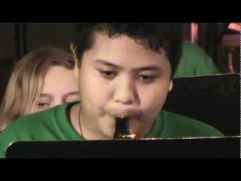 Arbor Park Middle School Band Concert