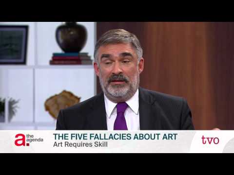 Five Fallacies About Art