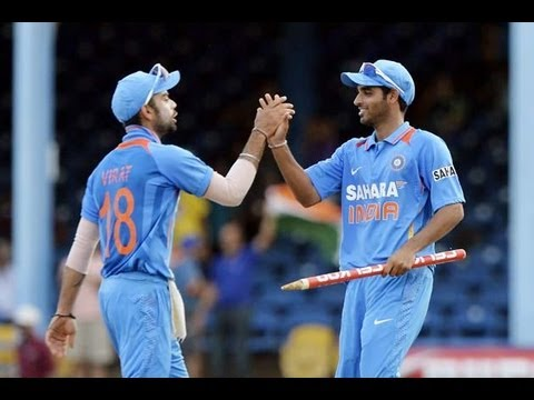 Tri-Nation Series: IND vs SL: India beat Sri Lanka by 81 runs