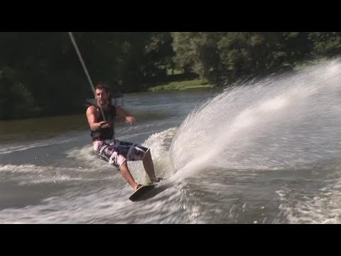 How To Go Wakeskating