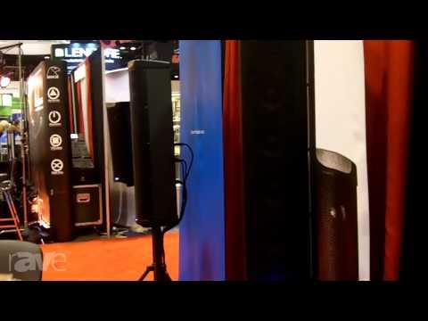 InfoComm 2013: Dawn Pro Audio Showcases the Dawn Product