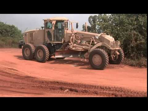 Buchanan Road Build in Liberia (HD)