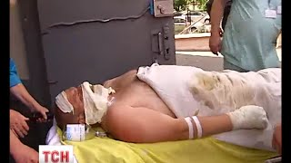 У київських лікарнях надають допомогу постраждалим у Василькові - (видео)