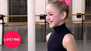 Dance Moms: The Girls Audition for Joffrey Ballet School (Season 2 Flashback) | Lifetime