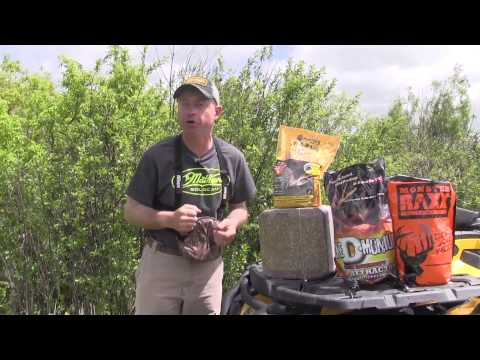 How To Use Mineral Sites For Whitetail Hunting