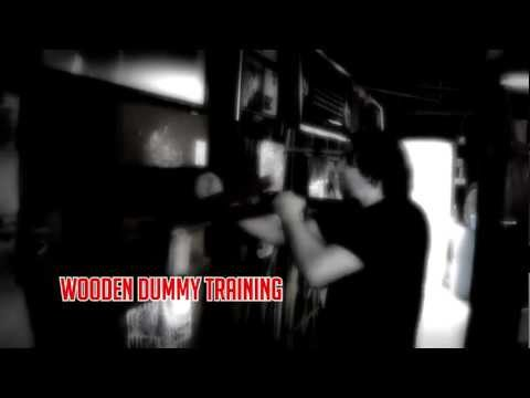 Chinatown JKD: Wooden Dummy Training (Sample clip) Image 1