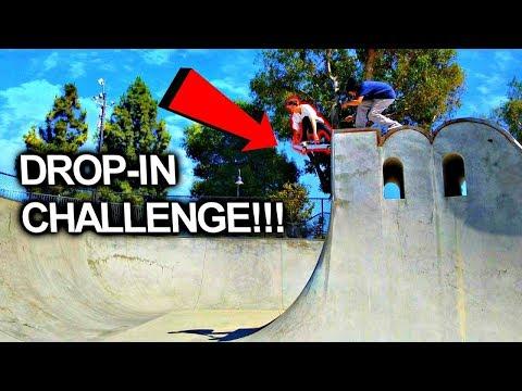 INSANE Drop-In Challenge!!!