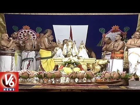 Vasanthotsavam Begins In Tirumala Sri Venkateshwara Temple | V6 News