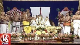 Vasanthotsavam Begins In Tirumala Sri Venkateshwara Temple