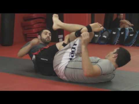 Sambo Leg Locks for No-Gi 2 Disc DVD set! Image 1