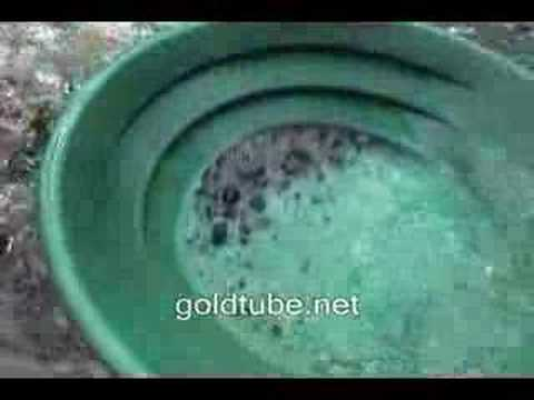 How To Pan For Gold - Gold panning in arizona
