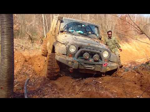 Jeep Wrangler JK 35''  **OFF-ROAD Extreme**