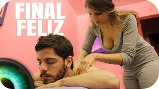 Masaje con final feliz | Massage with happy ending