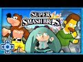 DPad Plays - Modded Super Smash Bros 4 Wii U  - DPadGamer Livestream