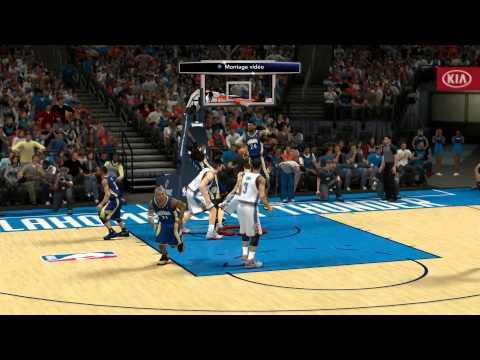 NBA 2K14 - Mon Joueur - OKC vs Indiana Pacers #2 [FR]