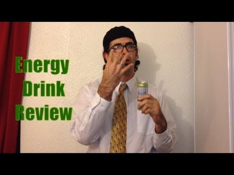 Green Can Energy Drink Energy Drink Review ep 4