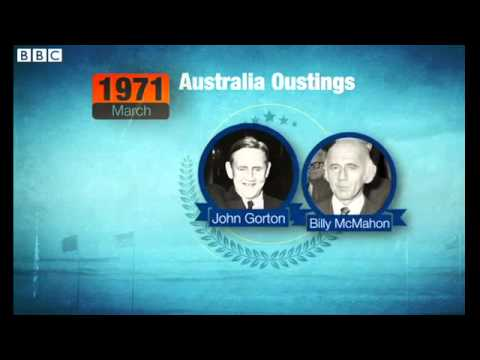 BBC News   Australia history of political ousting   in 60 seconds