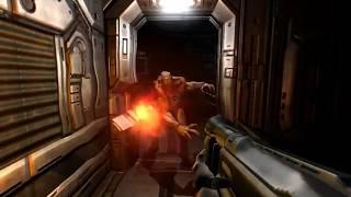 Doom 3 Timedemo no sound   id 2004