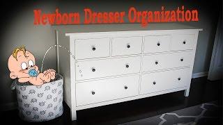 NEWBORN DRESSER ORGANIZATION