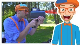 Who Stole My Lunch? Blippi Children's Problem Solving Video