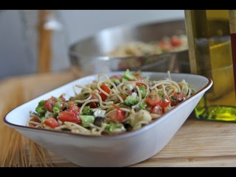 Skinny Girl Pasta Recipe   Light, Fresh And Yummy