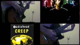 Creep - Radiohead Guitar and Bass Cover