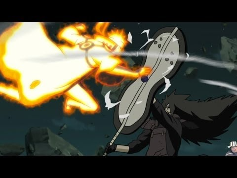 Naruto Shippuden Episode 344 -ナルト- 疾風伝 Review -- Naruto Vs Madara. Obito's Past & 5 Kage's Dead?