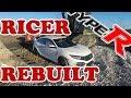 REBUILT! Wrecked Honda Civic Type R Rebuild Finale FK8 Part 8