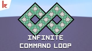 Minecraft 1.12 - Infinite Command Loops