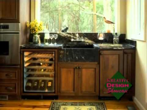 Kitchen cabinet remodeling Ideas From Kreative Design Showcase