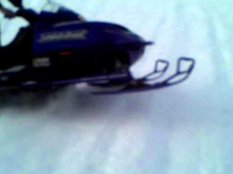 2000 Yamaha SRX 700 with Hauck Growler Stingers