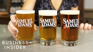 How Sam Adams Helped Start The US' Craft Beer Craze