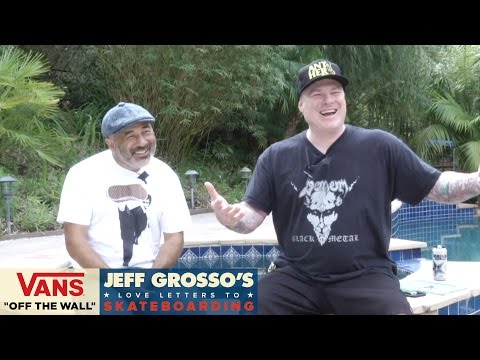 Love Notes: Ep 5 Extra Rantings, Edgers and ATVs | Jeff Grosso's Loveletters to Skateboarding