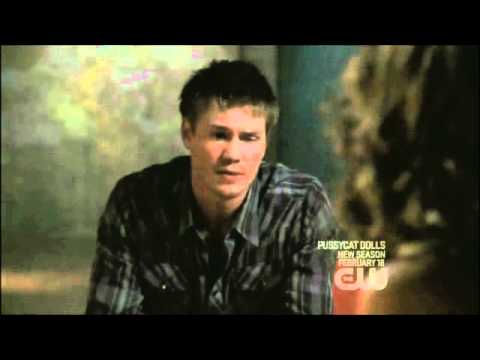 OTH 5x06 - Lucas & Peyton fight scene
