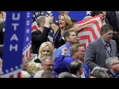 RNC officials deny roll call vote over convention rules