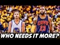 Cleveland Cavaliers vs Golden State Warriors: Who needs to win more tonight?