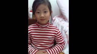 Em bé korea nói tiếng việt cực hay