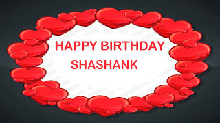 Shashank   Birthday Postcards & Postales