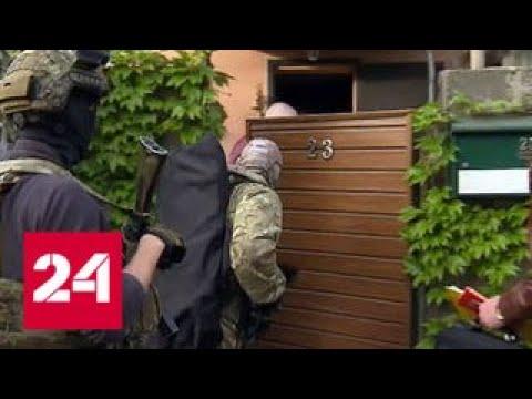 Аресты, обыски, задержания: краснодарские СИЛОВИКИ нанесли серьезный удар по застройщикам - Россия…