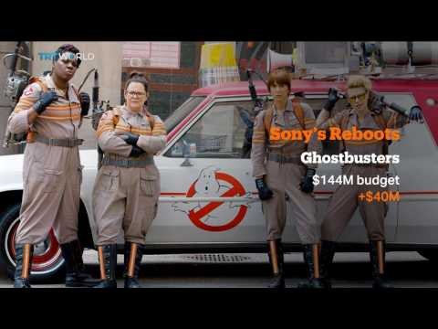 Money Talks: Ghostbusters reboot, Andre-Pierre du Plessis reports