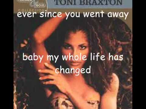 Toni Braxton - I Dont Want to