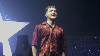 Bazzi - Mine at The Danforth Music Hall Toronto August 4th 2018 Cosmic Tour