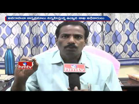 Ripening Process in Mangoes Markets | To Protect Calcium Carbide | AP | HMTV